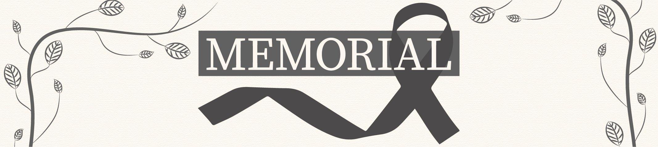 Banner memorial